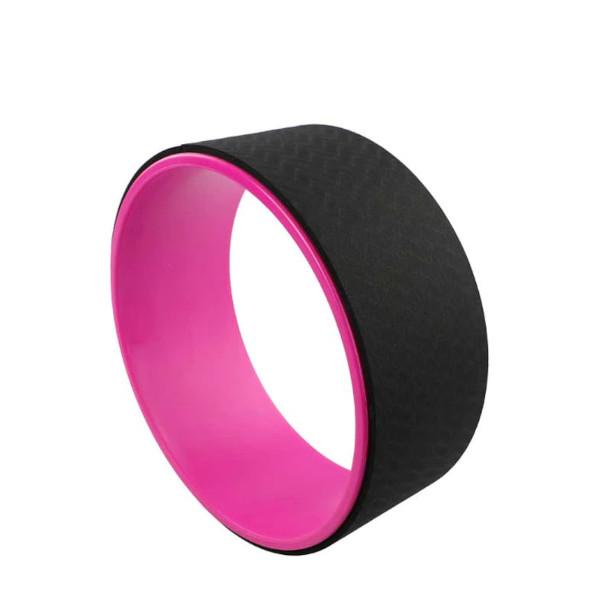 roue-dorsale-rose-noir