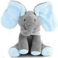 peluche-elephant-bleu