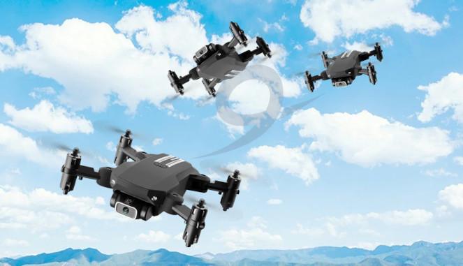 mini-drone-pliable