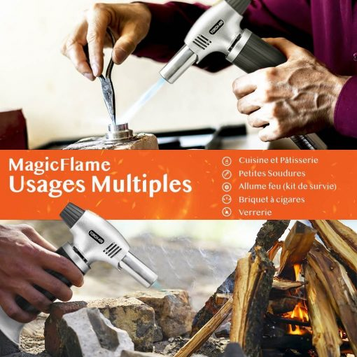 Magic Flame Life