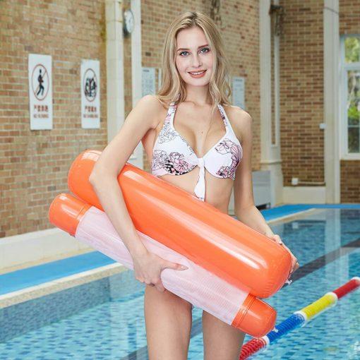 Bouée de piscine gonflable