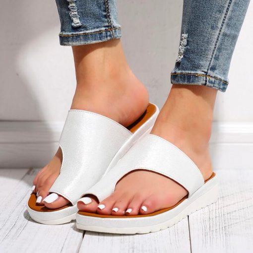 Jolies chaussures hallux valgus