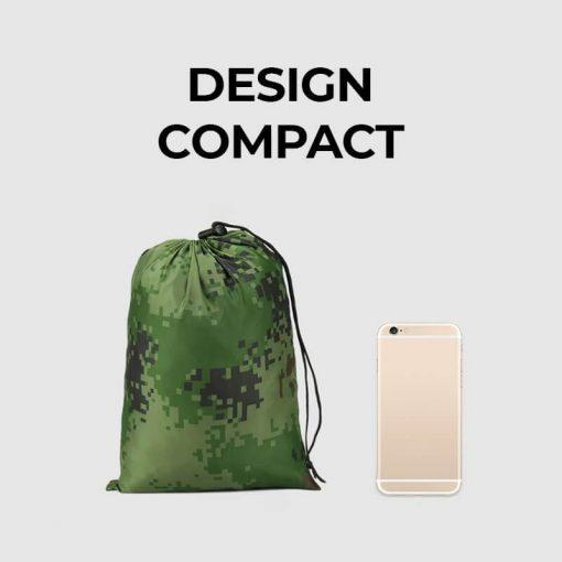 Hamac compact