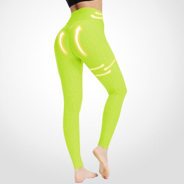 Legging minceur vert