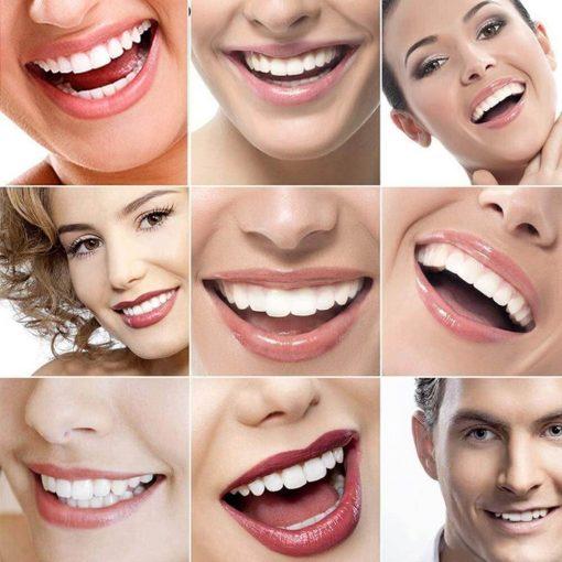 Fausse dent provisoire pharmacie