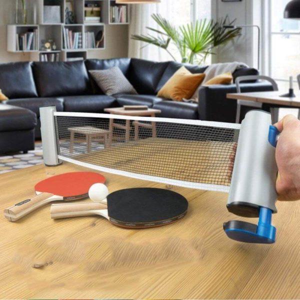 Filet table ping pong