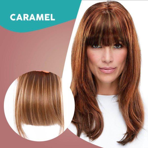 Cclips de cheveux naturels