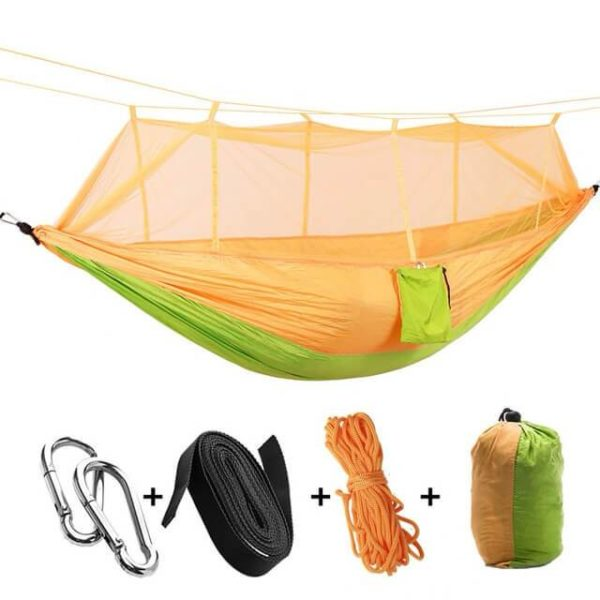 Hamac camping