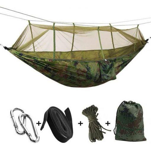 Hamac militaire
