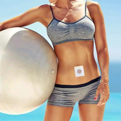 Herbal-Care Patch: Perte de graisses