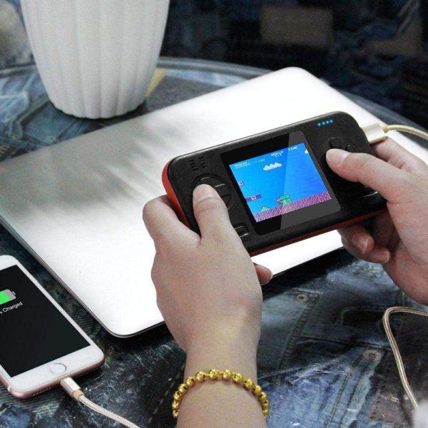 Console portable retrogaming