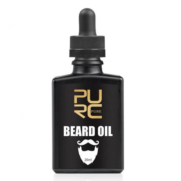 Huile barbe homme