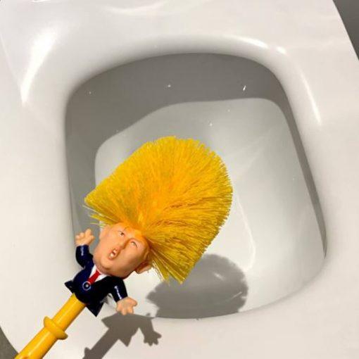 Brosse a toilette trump