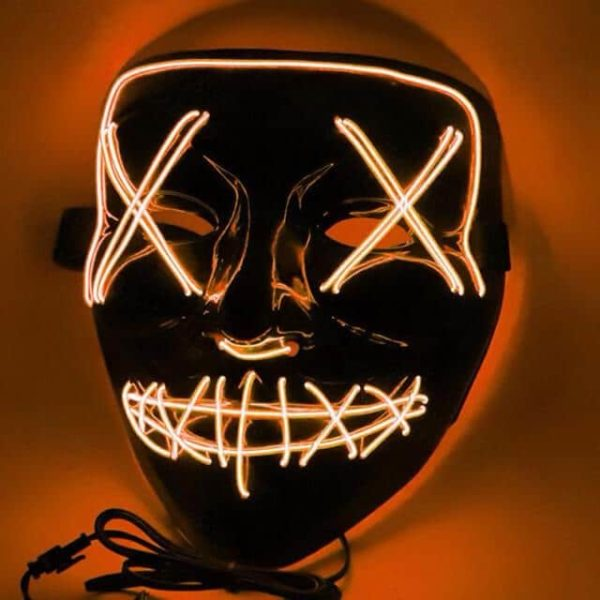 Masque halloween amazon
