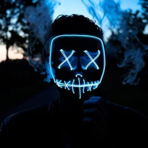 Masque purge magasin