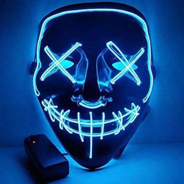 Masque halloween clown
