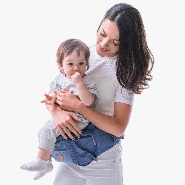 Portage physiologique avec BabyLift