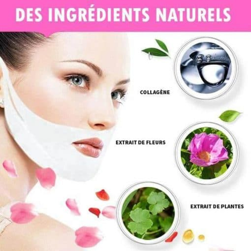Masque minceur thermo actif