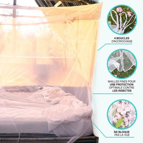 Grillage moustiquaire