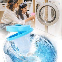 Comment enlever les poils de la machine à laver