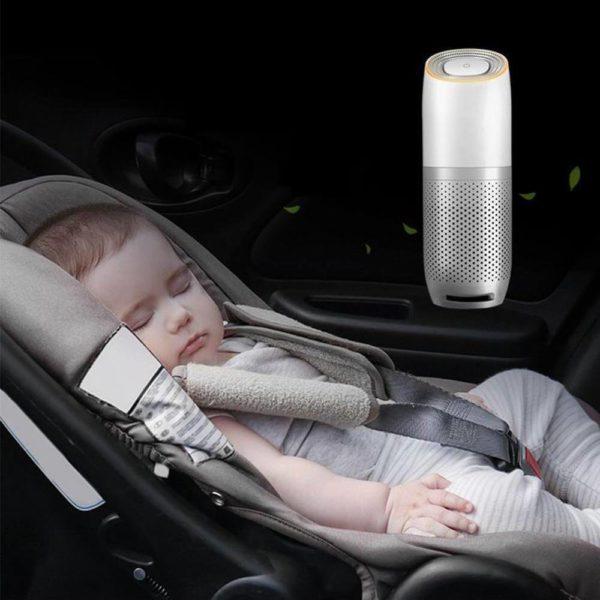 Purification d'air pour bébé