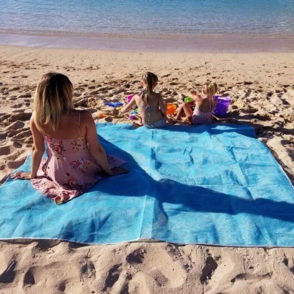 Serviette de plage anti sable australie