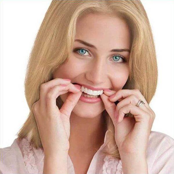 Dent facette