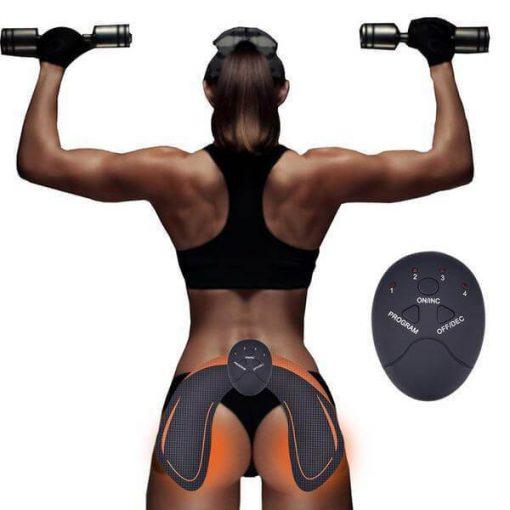 TopFesses: Musclez vos fesses!