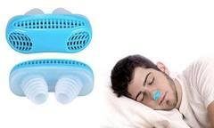 Appareil anti ronflement nasal