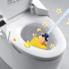 Brosse toilette donald trump