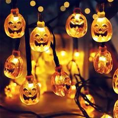 Halloween deco maison
