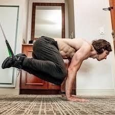 Exercice avec elastique