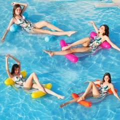 Hamac d'eau gonflable pour la piscine
