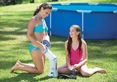 Pompe a sable piscine